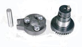 Caliper Operating Shaft Repair Kit (Left)